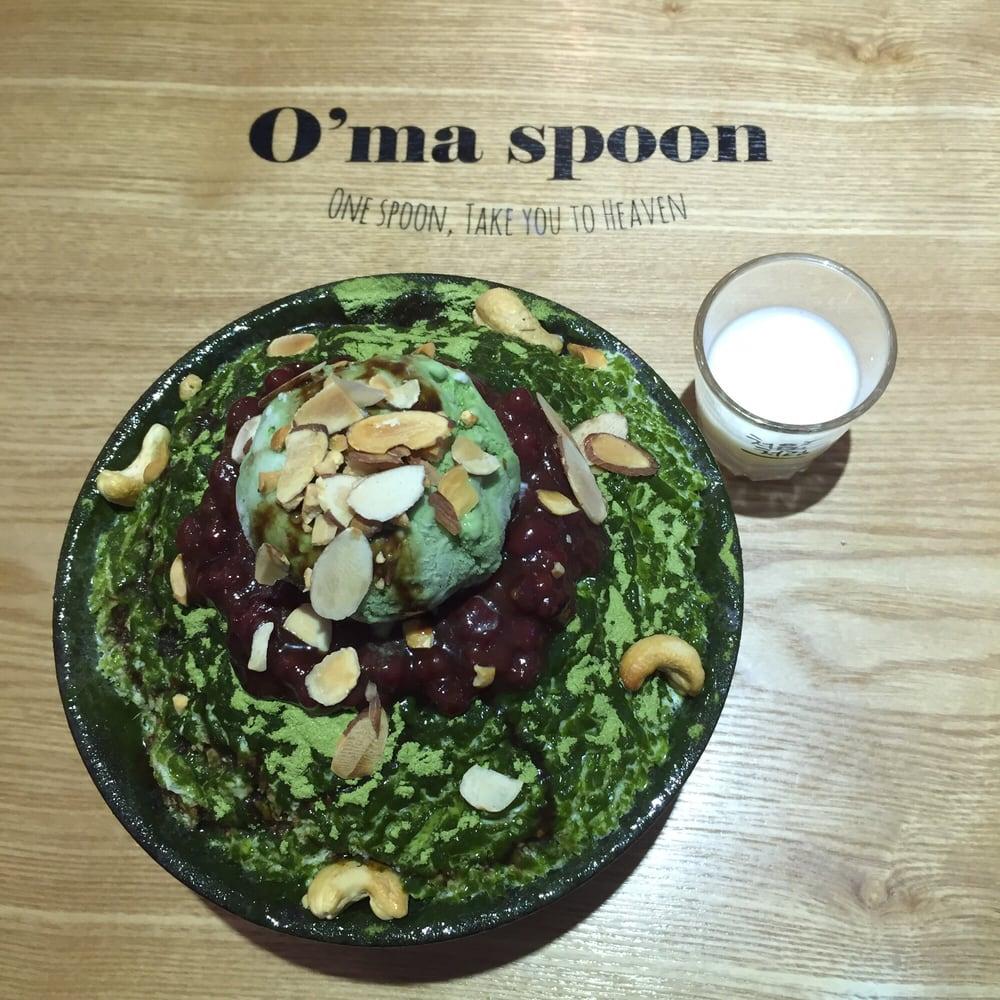 O'ma Spoon Singapore