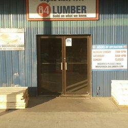 Photo Of 84 Lumber