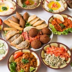 La table libanaise 25 photos 30 avis libanais 25 - La table libanaise la fourchette ...