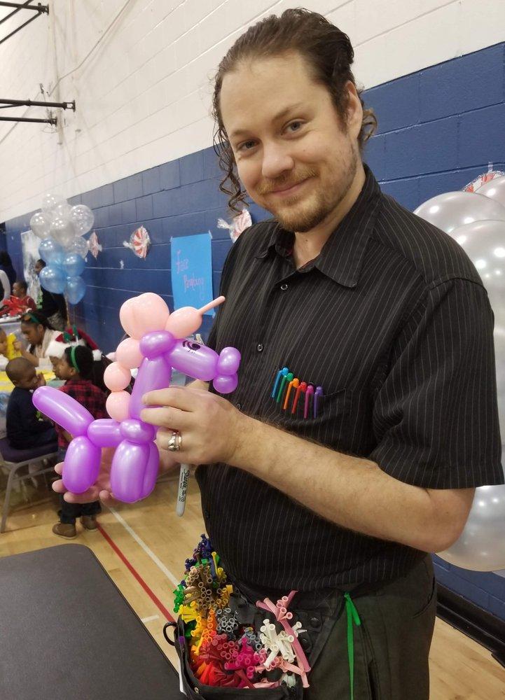 Party Artisans with Dan The Balloon Man: Philadelphia, PA