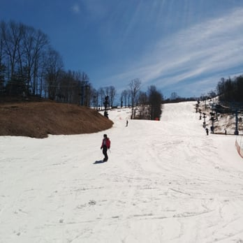 Ski Trip - Review of Winterplace Ski Resort, Flat Top, WV ...