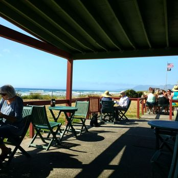 Photo Of Sand Dollar Restaurant Lounge Rockaway Beach Or United States