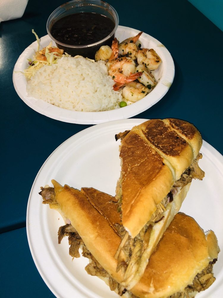 Que Bola Cuban Kitchen: 7238 SE Foster Rd, Portland, OR
