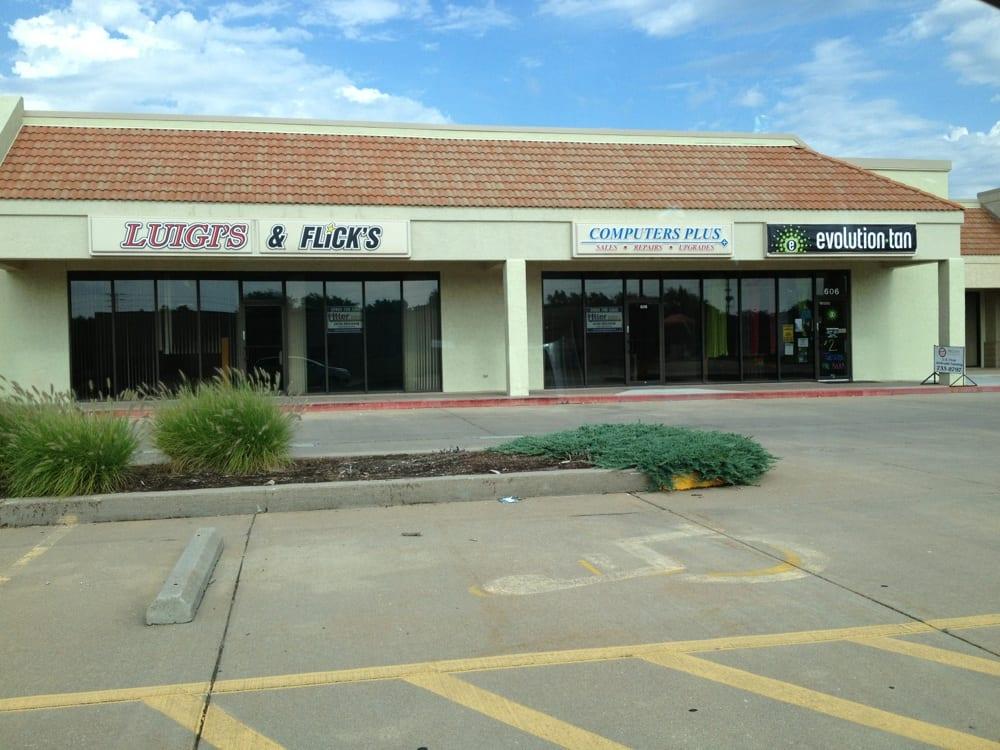 Luigi's & Flicks: 610 N Andover Rd, Andover, KS