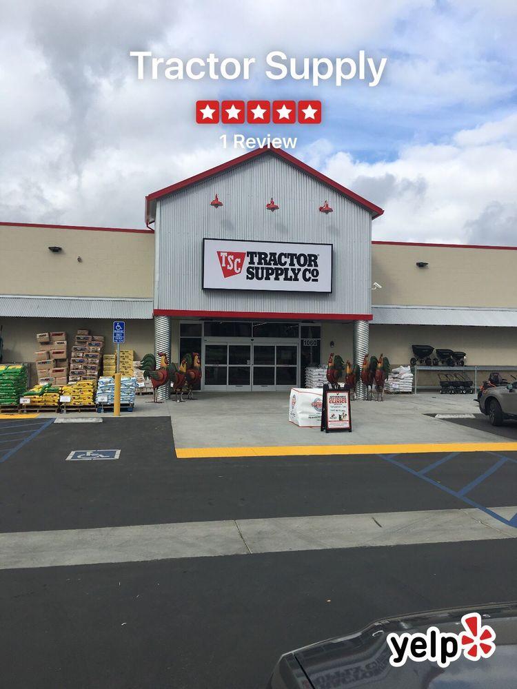 Tractor Supply: 1060 Calimesa Blvd, Calimesa, CA