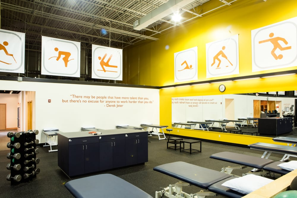 Athletes' Training Center: 13809 Industrial Rd, Omaha, NE