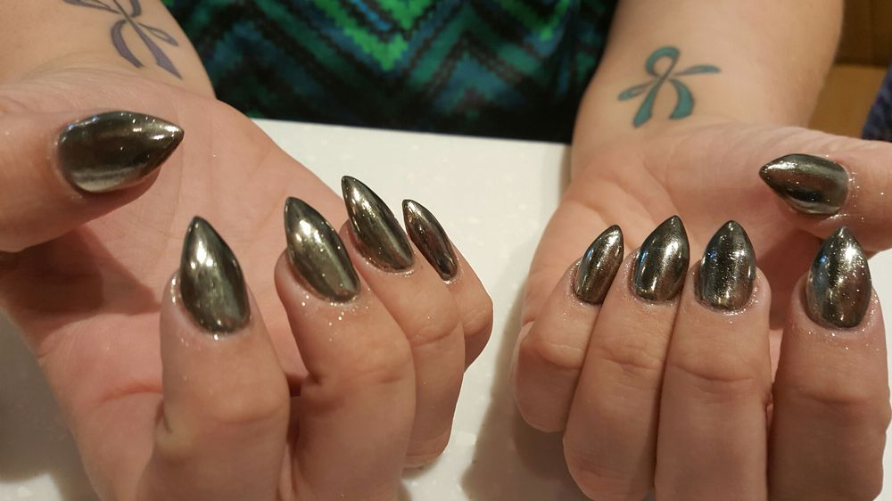 New trend, crom nails - Yelp