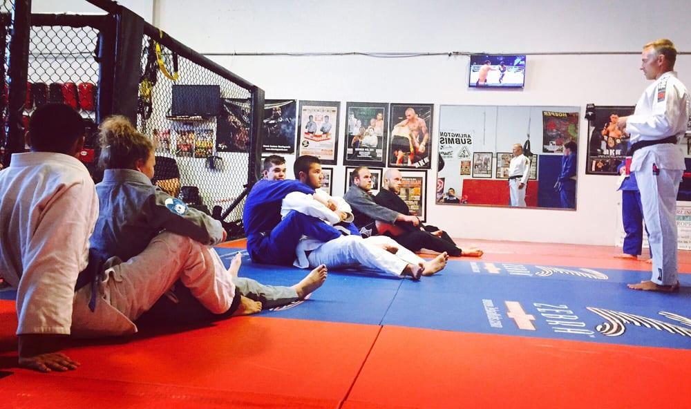 AKA MMA & Fitness: 5919 195th St NE, Arlington, WA