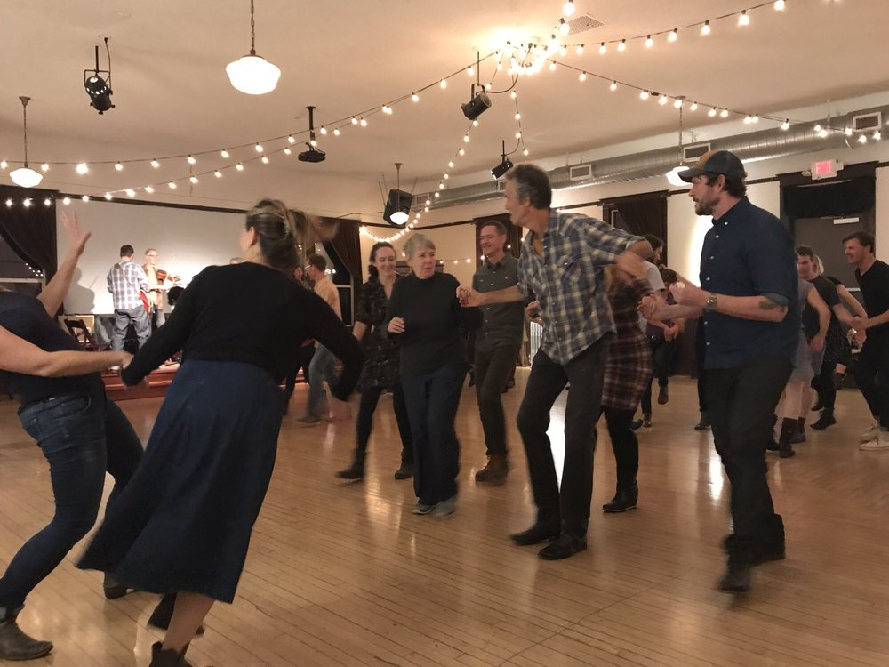 Every Wednesday Square Dance