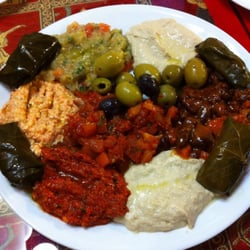 My favourites kelly b left tips and reviews on 10 for Anatolia mediterranean cuisine