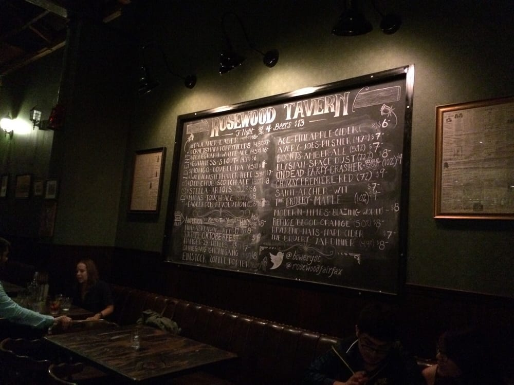 Photo of Rosewood Tavern: Los Angeles, CA