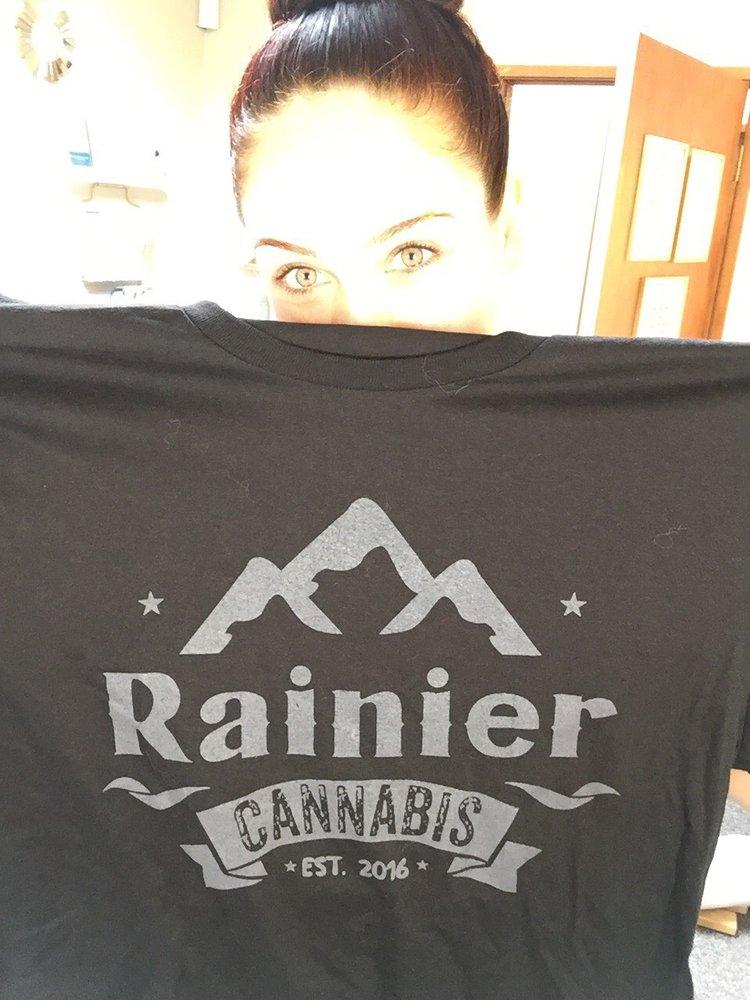 Rainier Cannabis: 22002 64th Ave W, Mountlake Terrace, WA