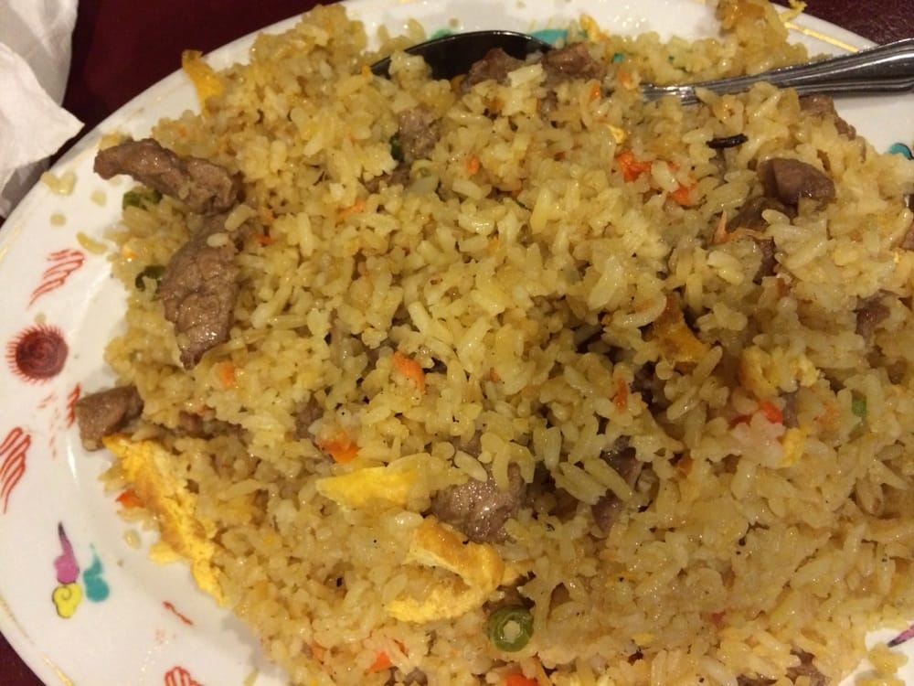 Beef fried rice yelp for Albuquerque cuisine