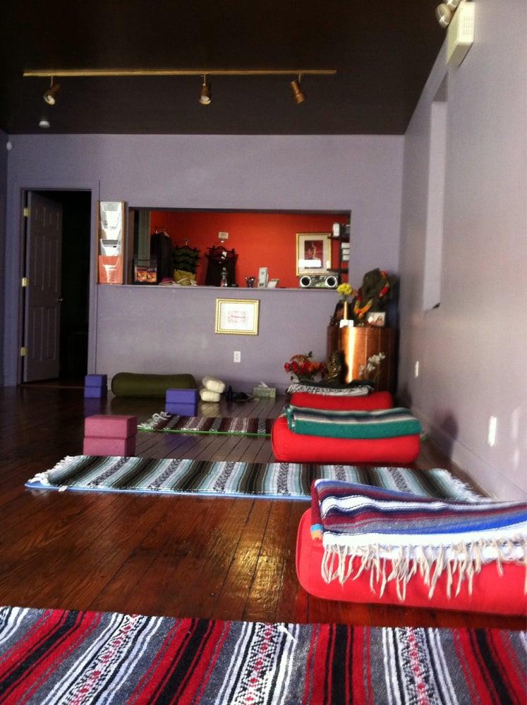 Live in Joy Yoga & Wellness: 118 W Merchant St, Audubon, NJ