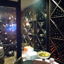 Sparkill Steakhouse - Sparkill, NY, United States. Wine cellar