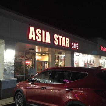 Asia Star Cafe Tinton Falls Nj