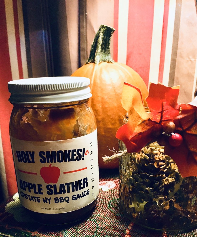 Holy Smokes BBQ Sauce: Monroe County, NY