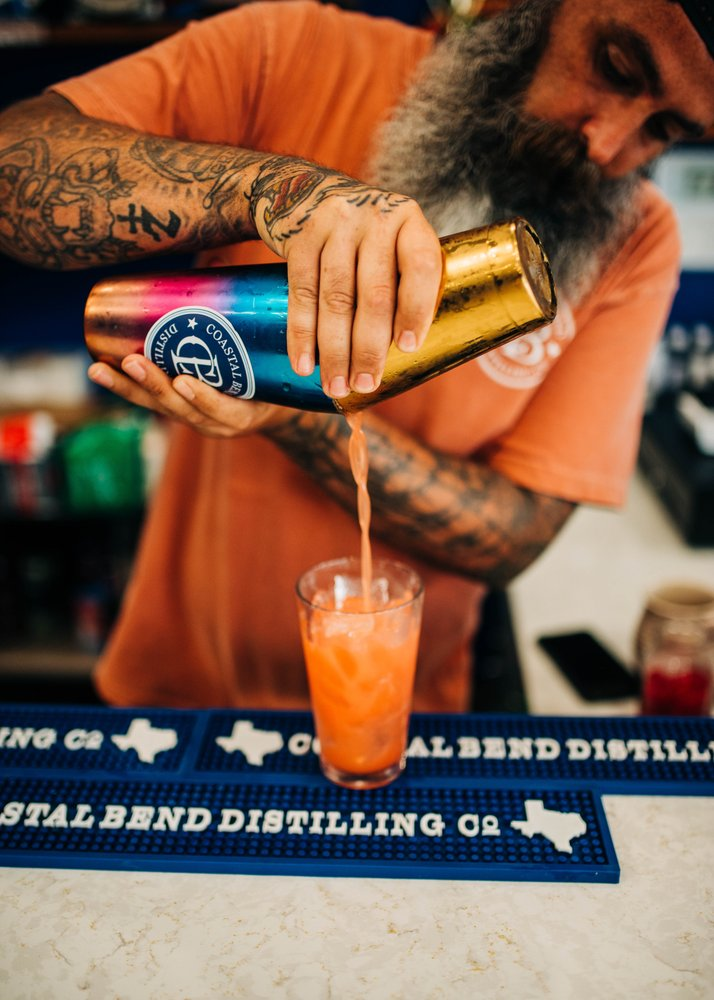 Coastal Bend Distilling: 201 N Madison Ave, Beeville, TX