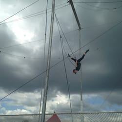 Flying Trapeze Academy Specialty Schools 1401 S Ringling Dr