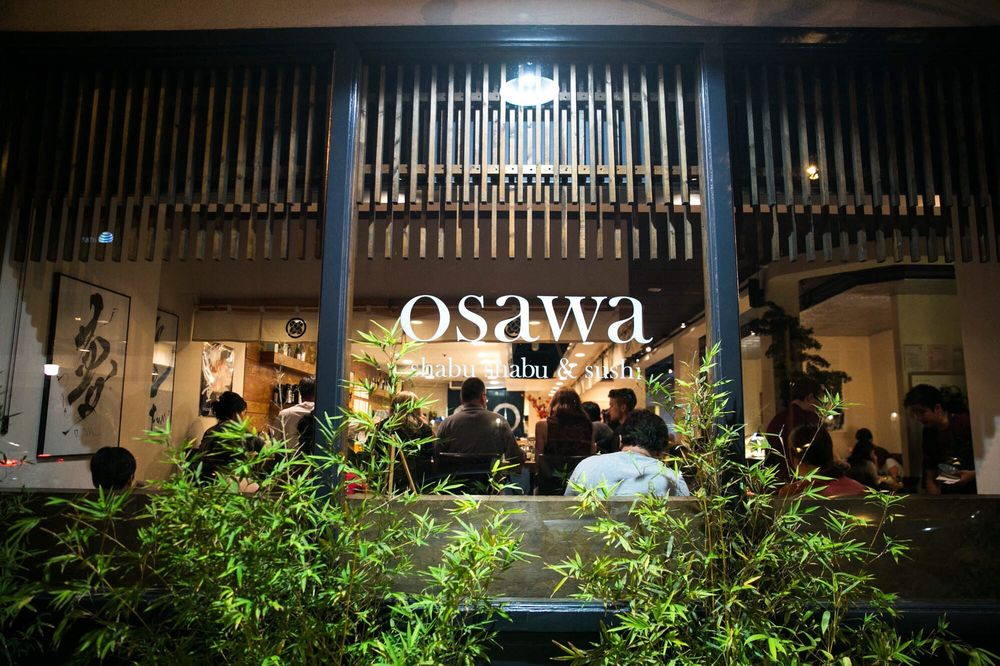 Osawa Shabu Shabu & Sushi: 77 N Raymond Ave, Pasadena, CA