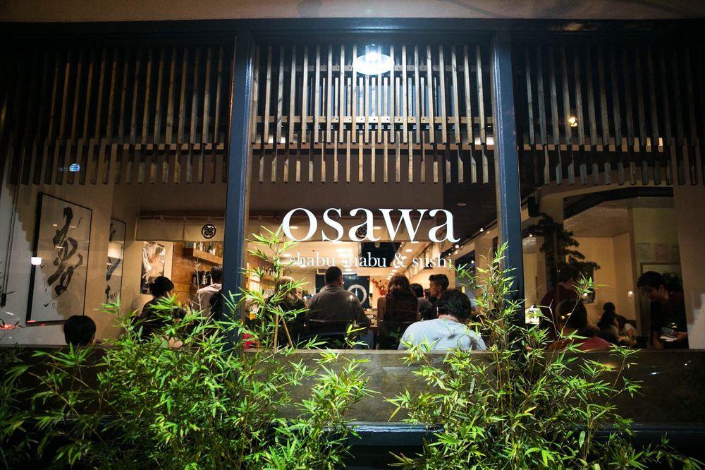 Osawa Shabu Shabu & Sushi