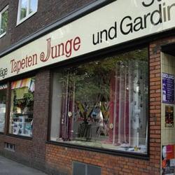 Tapeten junge casa e giardino gertigstr 16 for Tapeten hamburg