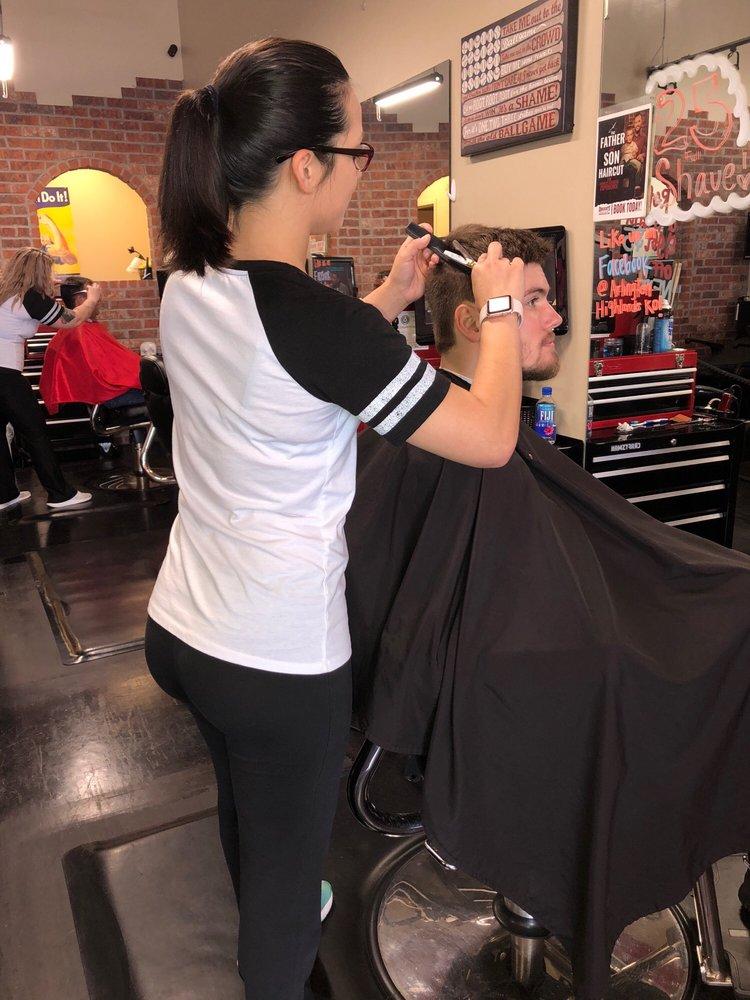 Knockouts Haircuts for Men: 4000 5 Points Blvd, Arlington, TX