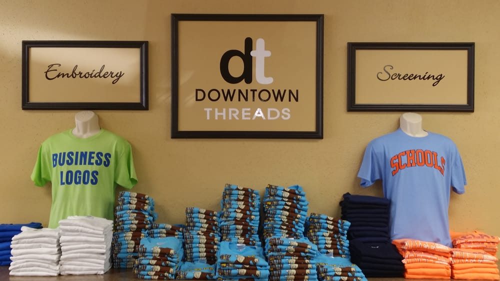 Downtown Threads: 222 W Randolph, Enid, OK