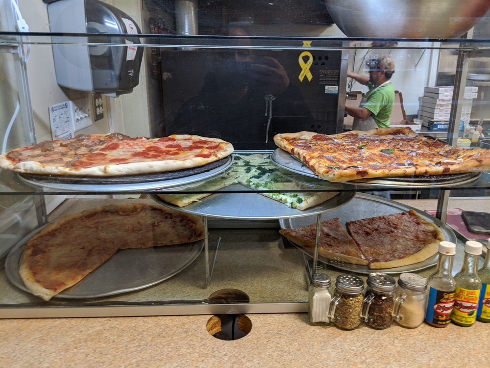Carlos Pizza and Catering: 397 St Rt 94 S, Newton, NJ