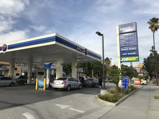 Arco 4419 N Figueroa St Los Angeles Ca Gas Stations Mapquest