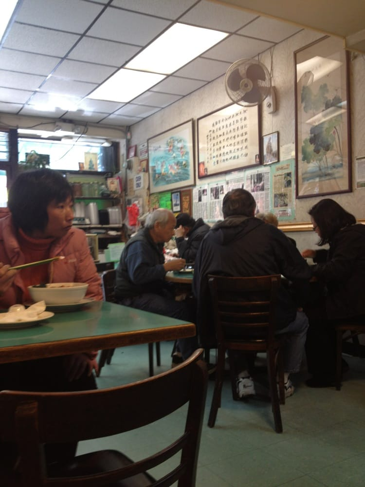 The Lucky Creation Vegetarian Restaurant San Francisco Ca