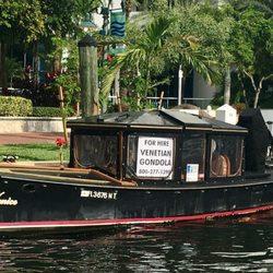 Photo Of Las Olas Gondola Fort Lauderdale Fl United States