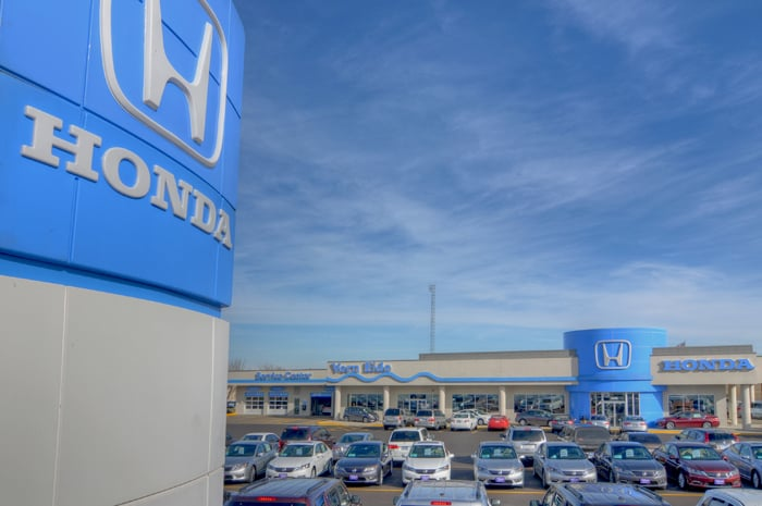 Vern eide honda concessionnaire auto 5200 s louise ave for Honda florida ave