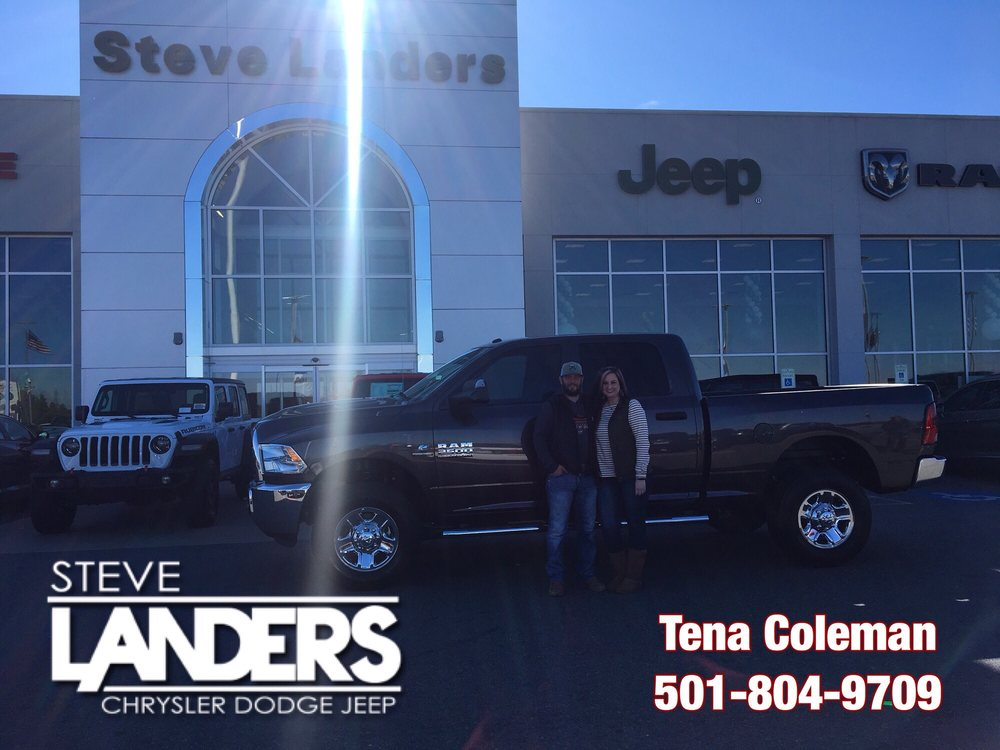 Steve Landers Dodge >> Thank You Tena Coleman For Finding Me The Truck Of My Dreams