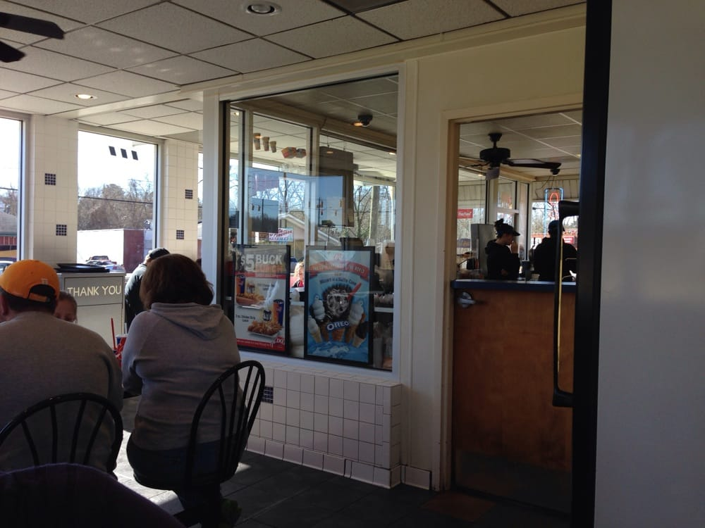 Dairy Queen: 110 W Broad Ave, Rockingham, NC