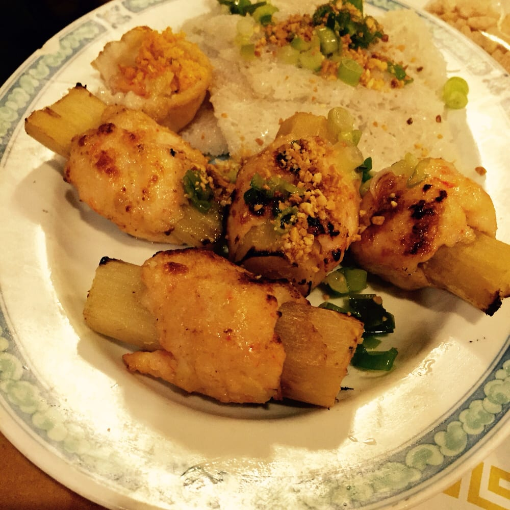 Vung Tau Restaurant Menu