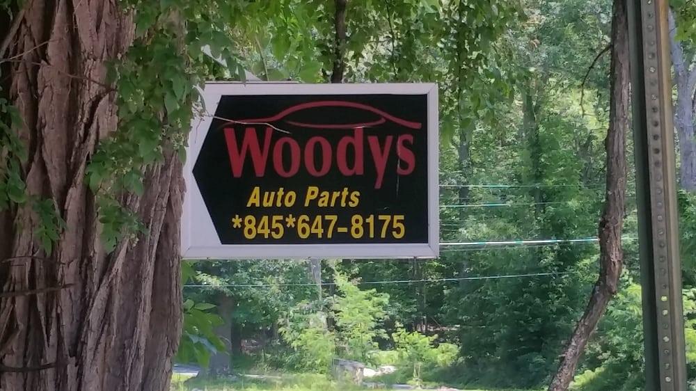 Woody's Auto Parts: 92 Woodys Ln, Ellenville, NY
