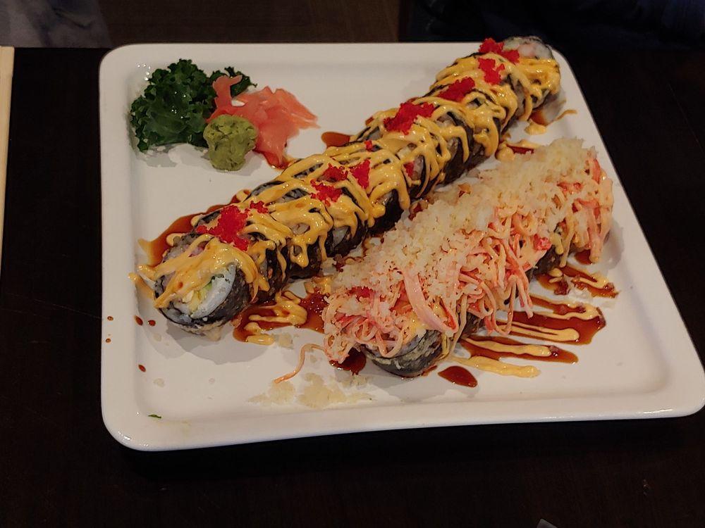 Nori Asian Fusion Cuisine: 2882 E Dupont Rd, Fort Wayne, IN
