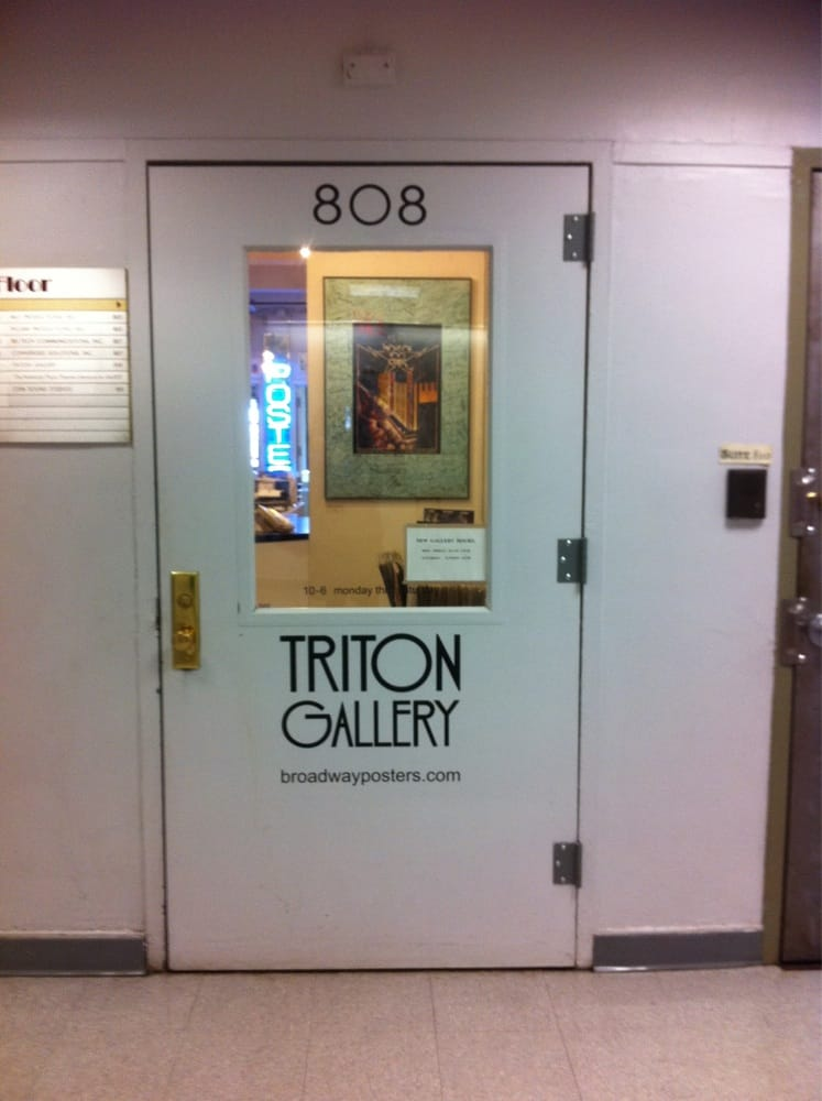 Triton gallery art galleries 630 ninth ave midtown for 111 8th avenue 9th floor new york ny 10011