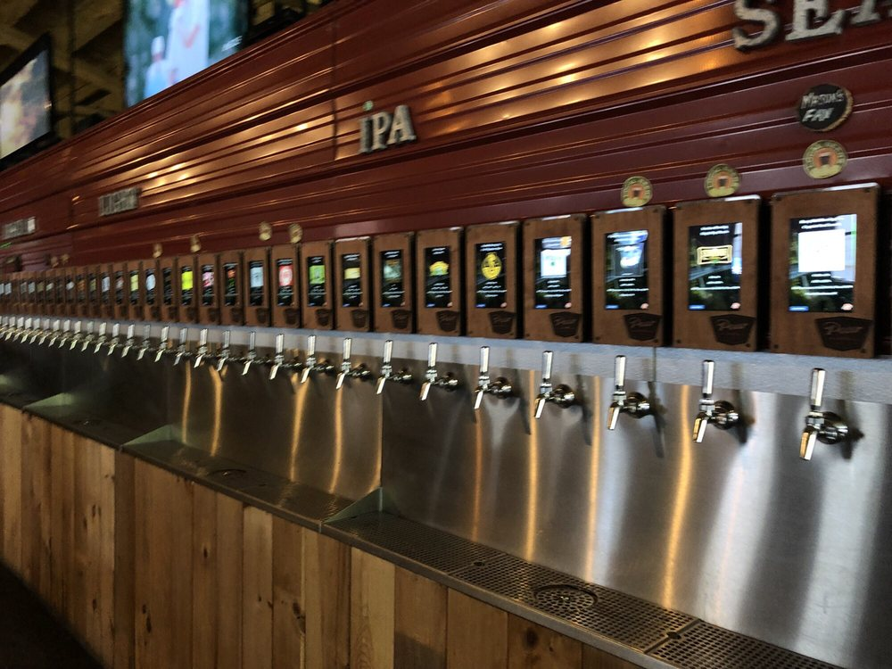 Pour Taproom - Greenville: 7 Falls Park Dr, Greenville, SC