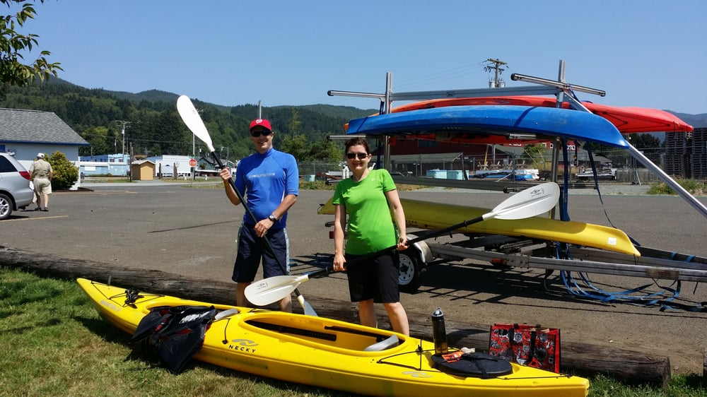Kayak Tillamook: Tillamook, OR