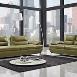 Photo Of Z Modern Furniture Washington Dc United States Naomi Italian Leather