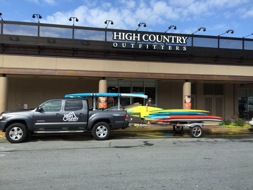 High Country Outfitters: 1544 Piedmont Rd NE, Atlanta, GA