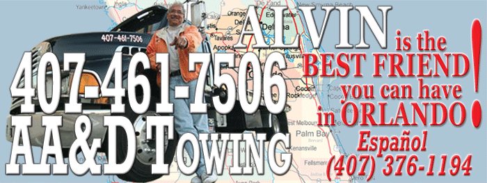 Towing business in Pine Hills, FL