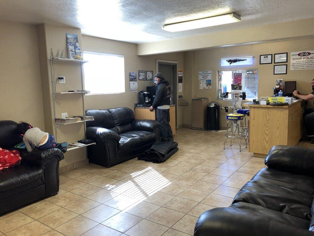 Anytime Road Service Repair: 1265 N 300 W St, Beaver, UT