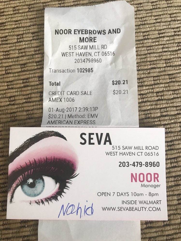 Seva Beauty Eyelash Service 515 Saw Mill Rd West Haven Ct