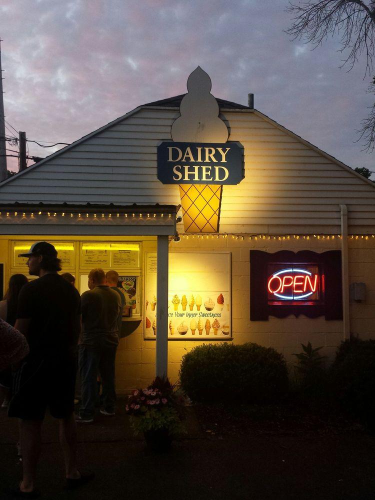 Dairy Shed: 55 Bellbrook Plz, Bellbrook, OH