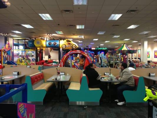Matteson Auto Mall >> Chuck E. Cheese's - Pizza - Gurnee, IL - Yelp