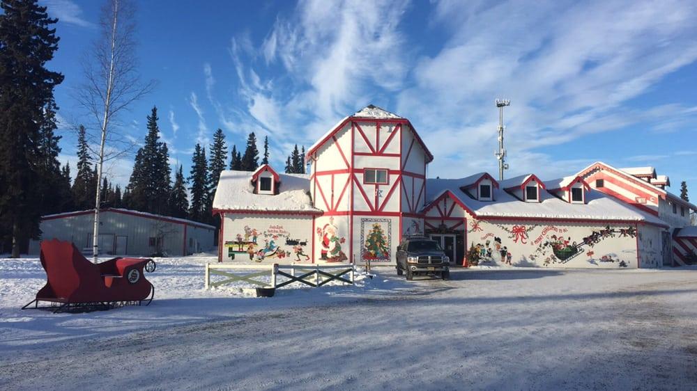 Photos For Santa Claus House Yelp