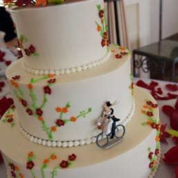 Carolyn Wong Wedding Cakes